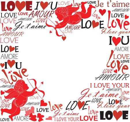 Love Stock Vector - 18894036