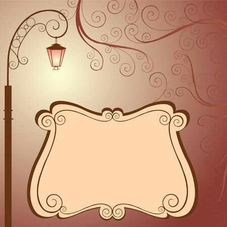 french cafe: Signboard