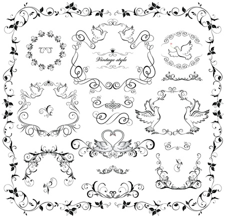 Wedding design Stock Vector - 18921644