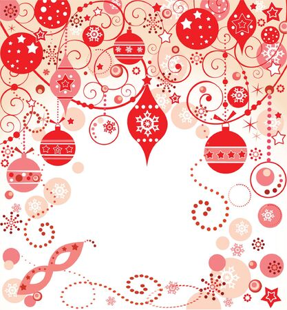 Xmas background Stock Vector - 18921585