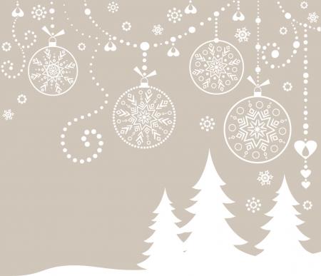 christmas scroll: Xmas card
