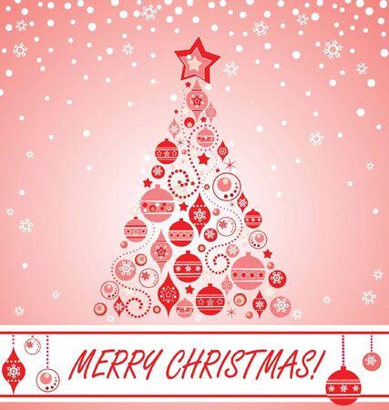 Christmas tree Stock Vector - 18921614