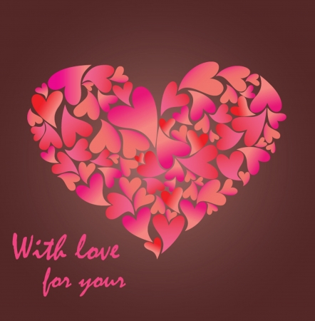 With love for your Stock Vector - 18944276