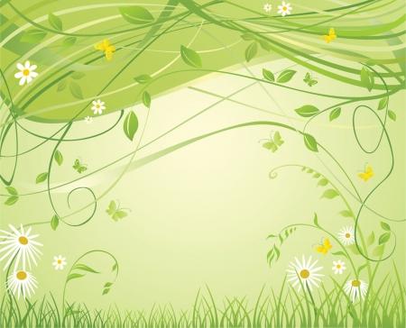 Green peace Vector