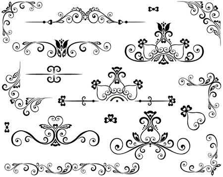 Design elements Stock Vector - 18944565