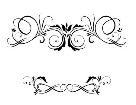 Wedding floral card Stock Vector - 18944539