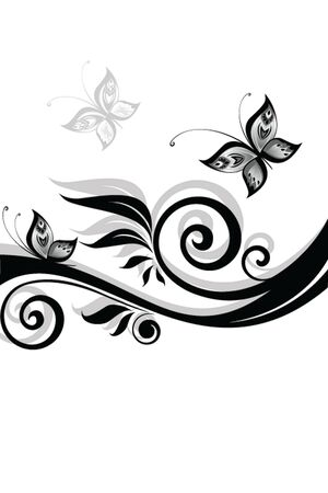 Black design Vector