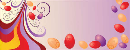 Cheerful Easter Stock Vector - 18972437