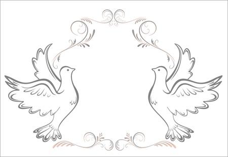 devotions: Wedding card