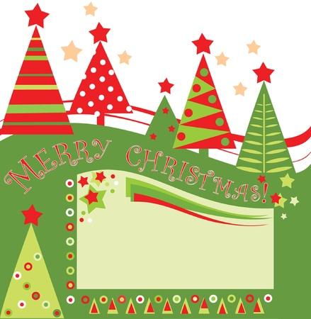 Merry christmas Stock Vector - 18972746