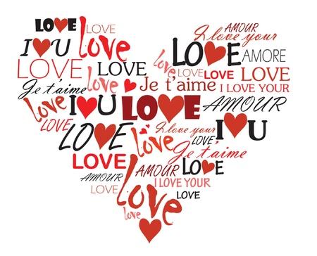 te negro: Amor coraz�n