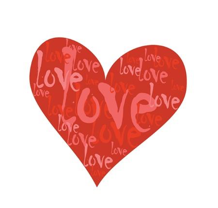 Love Stock Vector - 18972488