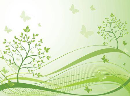 Spring banner Stock Vector - 18972688