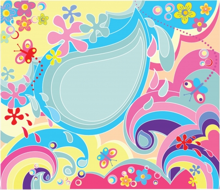 Abstract background Stock Vector - 19002945