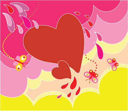 Heart Stock Vector - 19002837