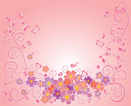 romance image: Floral background. See my gallery for more