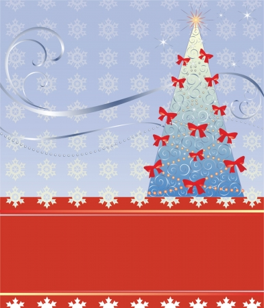 Xmas card Stock Vector - 19024230