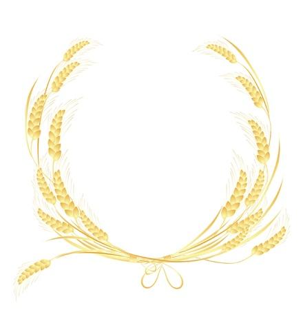 sheaf: Wheat frame
