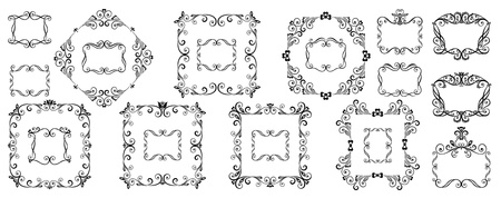 Decorative frame Stock Vector - 19034862