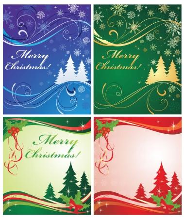 Christmas banners Stock Vector - 19094438