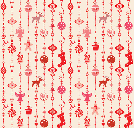 Xmas wallpaper Vector