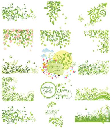 environmental conservation: Spring blossom
