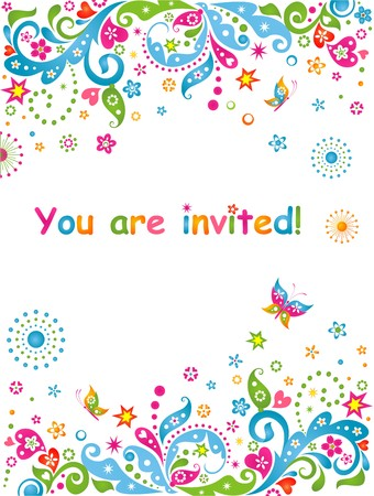 invited: You are invited!