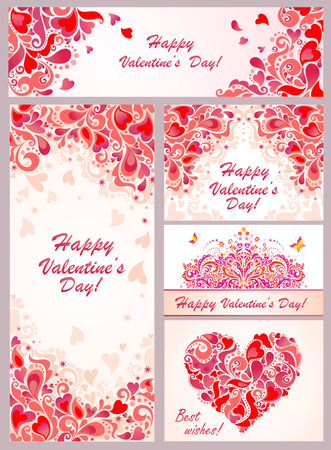 valentines: Templates for Valentines day