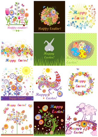 paschal lamb: Easter cards