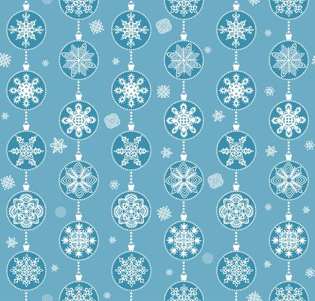 hanging out: Xmas wallpaper with hanging balls