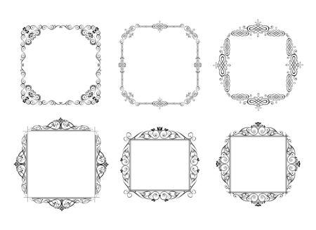 boutique: vintage frames