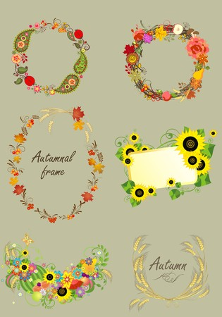 autumnal: Collection of autumnal frames