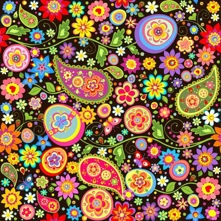 bright color: Easter colorful wallpaper with mankolam