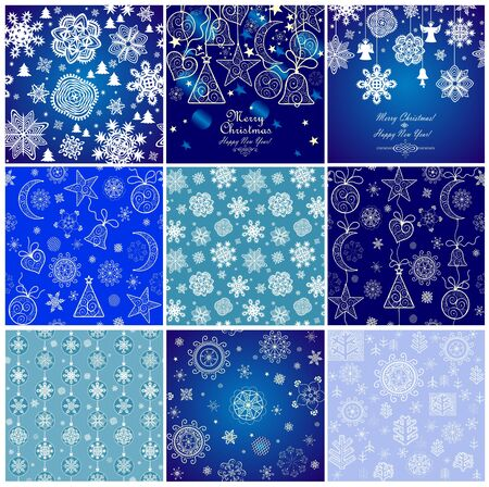 winter wallpaper: Collection of blue winter wallpaper