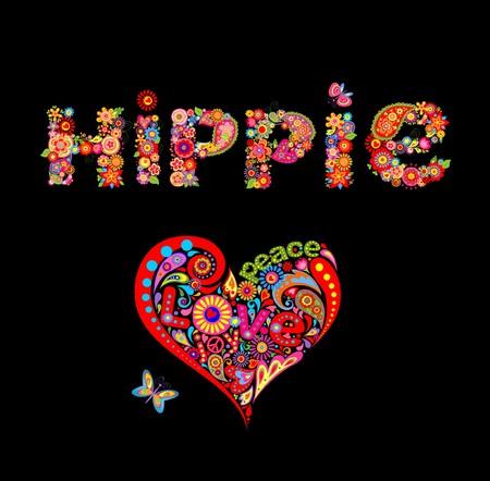 flowerpower: Hippie print