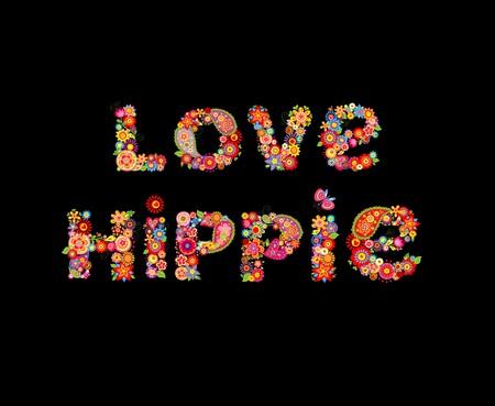 flowerpower: Love hippie