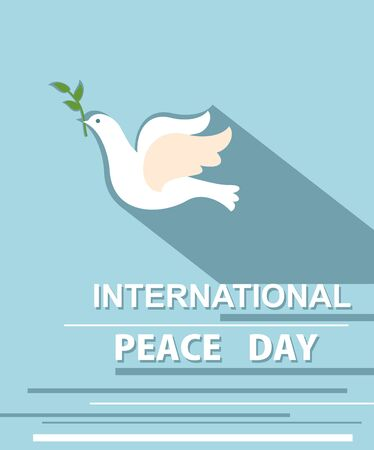 peace day: Card for International Peace day