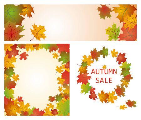 autumnal: Autumnal design Illustration