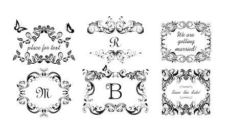 Ceremony, heraldic design, sign, monogram
