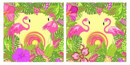 Summer for women illustration