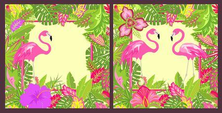 Autumn greeting card illustration Illustration