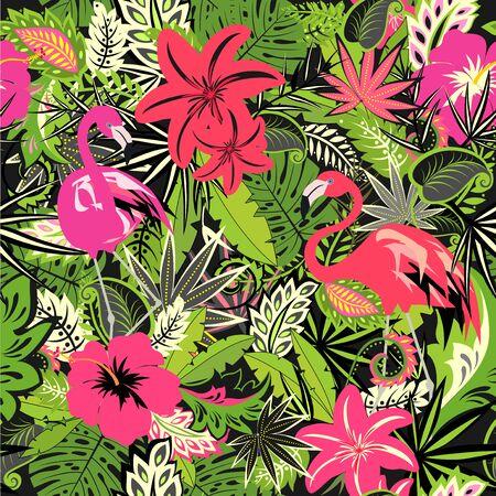 Flowers, floral design, greeting card, invitation card, summer party, web design Çizim