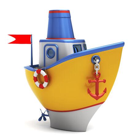speel goed boot