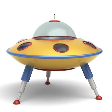 platillo volador: Juguete platillo volador OVNI