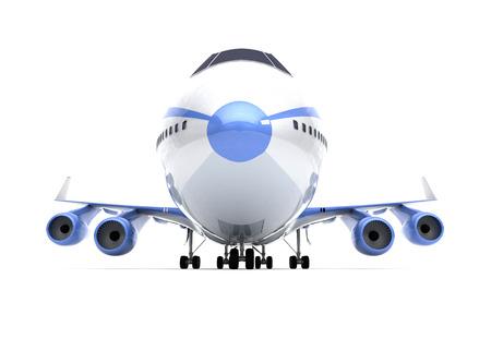 vliegtuigen Vooraanzicht