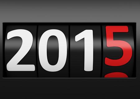 nieuwe jaar 2015