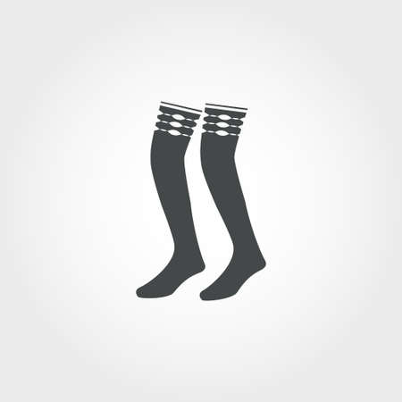 Stockings icon. Pixel perfect element. Premium Stockings icon design from clothes collection. For web, mobile, software, print.