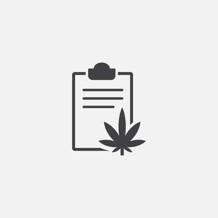 Drug Tests glyph icon. Monochrome style design simple element. Black color drug tests icon for web and mobile. Healthcare collection.