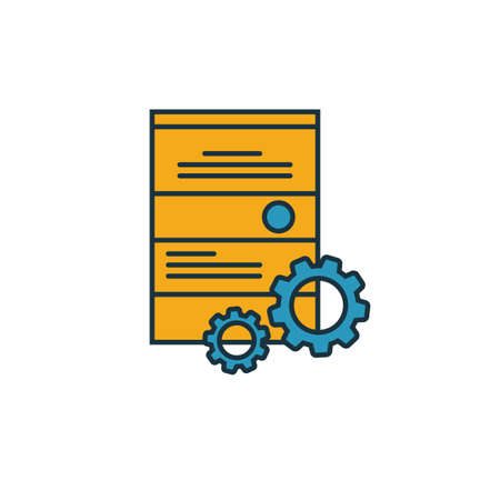 Website Optimization icon. Simple element from seo icons collection. Creative Website Optimization icon ui, ux, apps, software and infographics. Illustration
