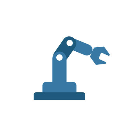 Automation icon. Colored creative element from industry 4.0 collection.